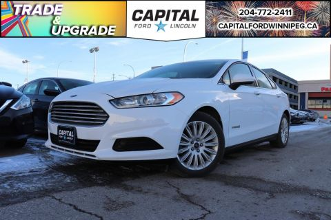 Pre-Owned 2016 Ford Fusion Hybrid LOCAL ONE OWNER TRADE REMOTE START TWO SETS OF TIRES