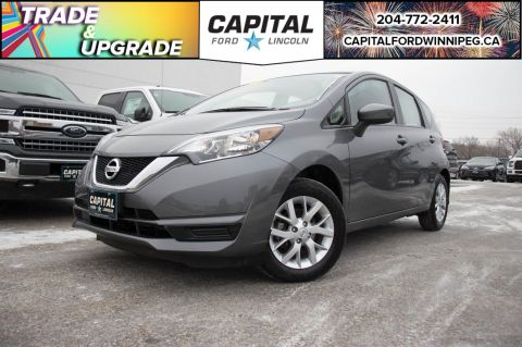 Pre-Owned 2017 Nissan Versa Note SV HATCHBACK BACKUP CAM BLUETOOTH YEAR END CLEARANCE PRICING
