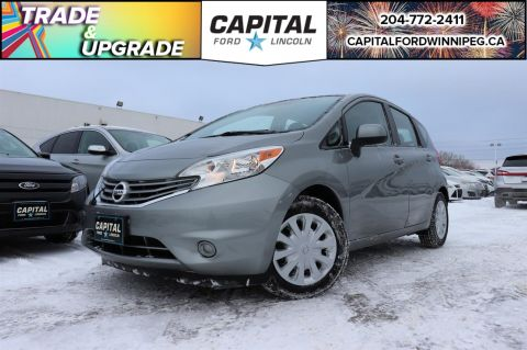 Pre-Owned 2014 Nissan Versa Note SL HB W/ HEATED SEATS / BLUETOOTH / REVERSE CAM