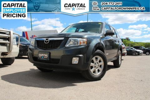 Pre-Owned 2008 Mazda Tribute GX AWD