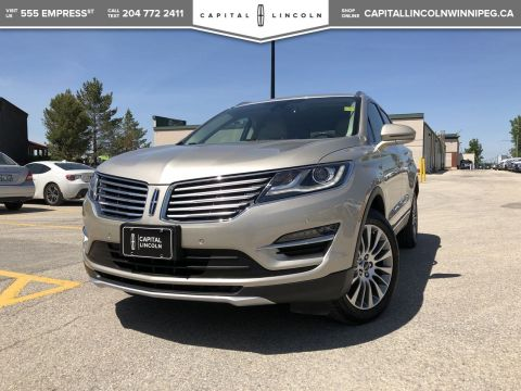 Pre-Owned 2017 Lincoln MKC Reserve AWD TECH PKG ADAPTIVE CRUISE REMOTE START