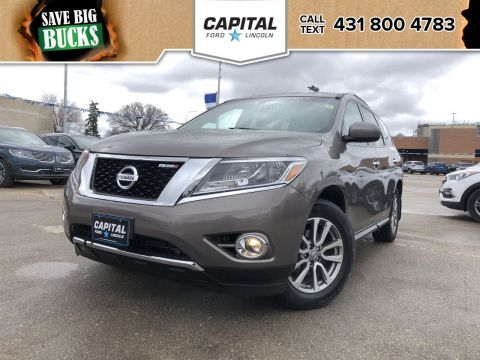 Pre-Owned 2014 Nissan Pathfinder SL W/ REVERSE CAM / HEATED SEATS / REMOTE START