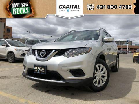 Pre-Owned 2015 Nissan Rogue S AWD LOCAL TRADE REMOTE START BACKUP CAM
