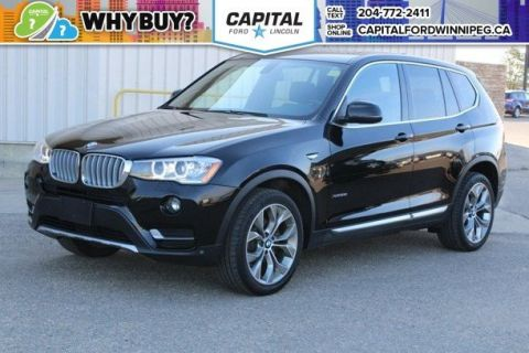 Pre-Owned 2017 BMW X3 xDrive28i PREM PACKAGE NAV