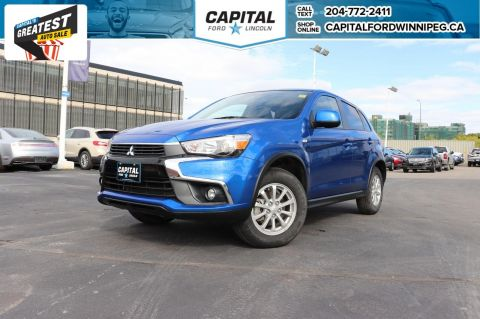 Pre-Owned 2017 Mitsubishi RVR SE AWD W/ REVERSE CAM / HEATED SEATS