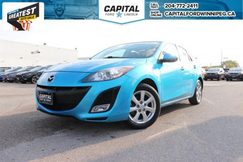 Pre-Owned 2010 Mazda3 GX HB MANUAL SUPER LOW MILEAGE