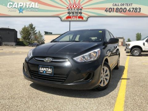 Pre-Owned 2017 Hyundai Accent GL HB HEATED SEATS BLUETOOTH
