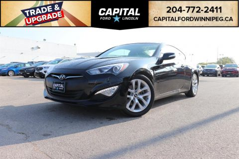 Pre-Owned 2015 Hyundai Genesis Coupe 3.8GT LOCAL ONE OWNER TRADE TRIP TO VEGAS FOR 2 INCL.