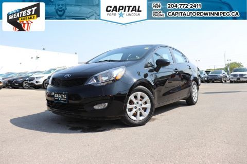 Pre-Owned 2013 Kia Rio LX LOCAL TRADE NO ACCIDENTS