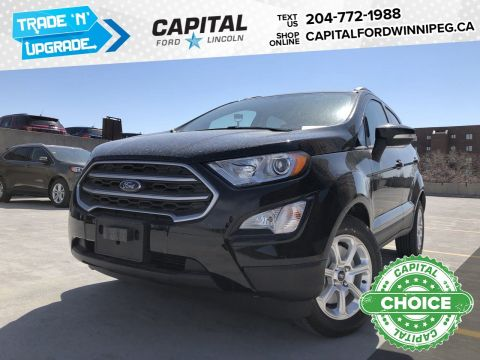 New 2019 Ford EcoSport SE*Moonroof*Navigation*Reverse Camera*SiriusXM
