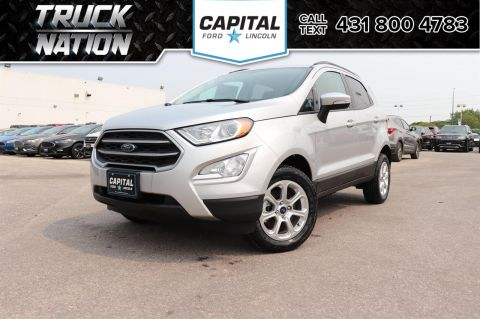 New 2018 Ford EcoSport SE*4WD*Bluetooth*Reverse Camera*Navigation